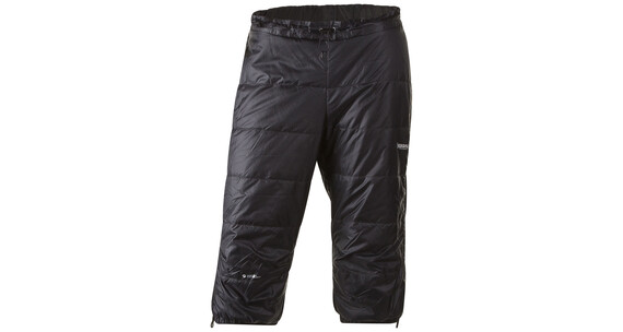 Bergans Unisex Mjølkedalstind Insulated ¾ Pants Black